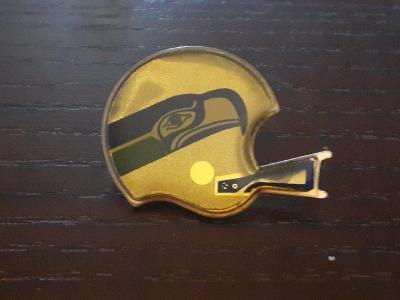 Odznak  SEATTLE SEAHAWKS  - NFL  - americký fotbal