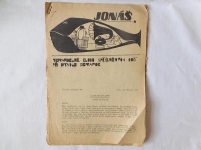 Divadlo Semafor - Jonáš