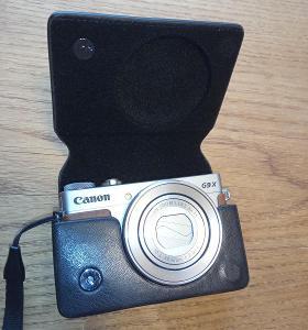 Pouzdro DCC - 1890 na fotoaparát Canon PowerShot G9X MII černé