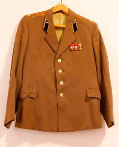 Uniforma. Armáda. Kabát. Důstojník.  SSSR. Rusko. 32