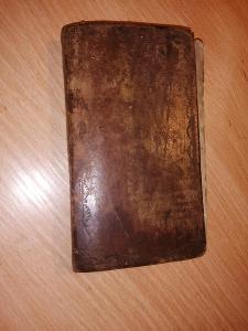 Stará kniha - 1826