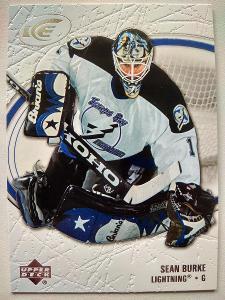 Sean Burke #88 Tampa Bay Lightning 2005/06 Upper Deck ICE