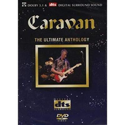 DVD - CARAVAN - The Ultimate Anthology
