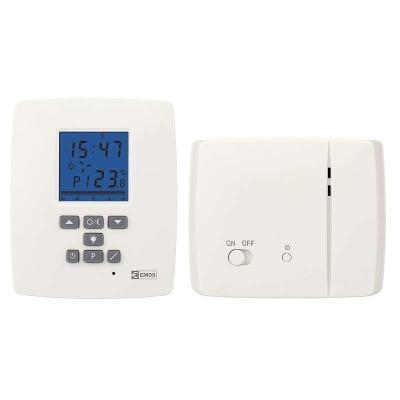 Emos T15RF (P5611N) pokojový termostat, programovatelný, bezdrátový