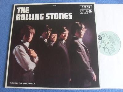LP The Rolling Stones - Through the Past Darkly