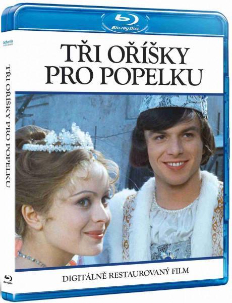 Tři oříšky pro Popelku (Digitálně restaurovaná verze) - Blu-ray  - Film