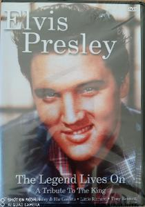 PRESLEY ELVIS  The Legend Lives On