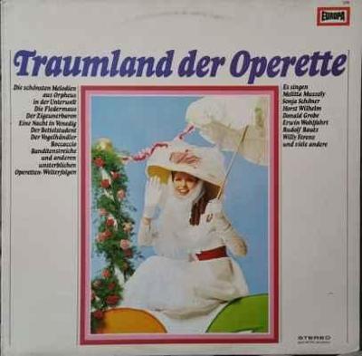 LP Various – Traumland Der Operette, EX