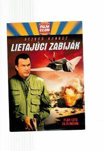 DVD LETAJÍCÍ ZABIJÁK