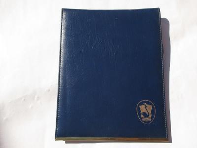 Staré desky na dokumenty Obchodní dům Bílá labuť ČSSR