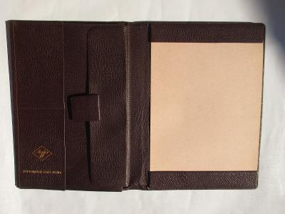 Staré desky na dokumenty AGFA /  bez klíčku