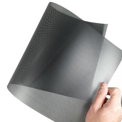 30x100cm  PC Case Fan Cooler Black Filter