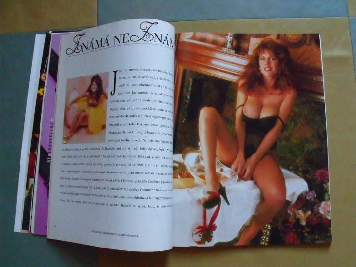 Playboy únor 1994 - Erotická literatura
