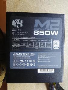 CoolerMaster Silent Pro M2 850w