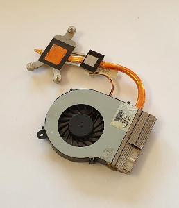 Chlazení 3MAX7TATP10 + ventilátor z HP Compaq CQ56-230SC