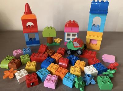 Lego Duplo 10575 - Kreativní set kostek