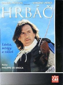 Hrbáč - DVD pošetka