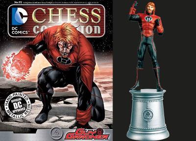 Dc figurka - Red Lantern Corps Guy Gardner