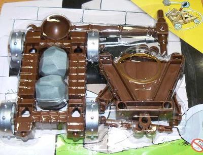 ah13 Výprodej hraček: Samostříl - stavebnice