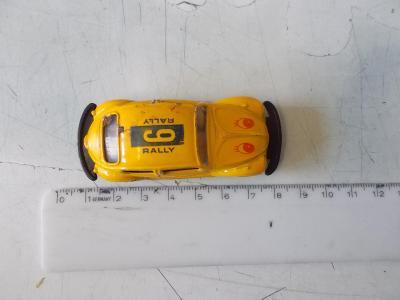 Hračka model kovový auto Angličák VW Brouk