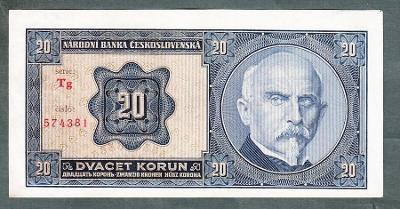 20 korun 1926 NEPERFOROVANA stav 0