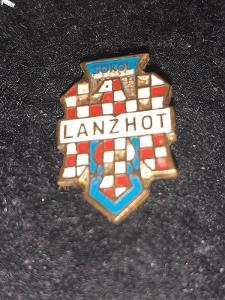 Odznak Sokol Lanžhot, okres Břeclav