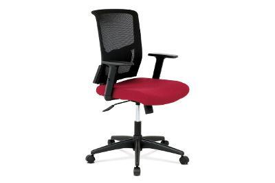 Krásná moderní a pohodlná pracovní židle kancelářské křeslo AQ-S-404