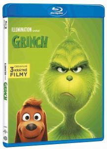Grinch 2018 (animovaný) - Blu-ray