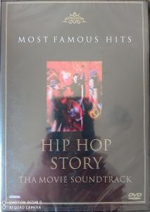 Hip Hop Story - Tha Movie Soundtrack DVD