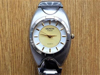 Náramkové hodinky GENEVA quartz #464-50