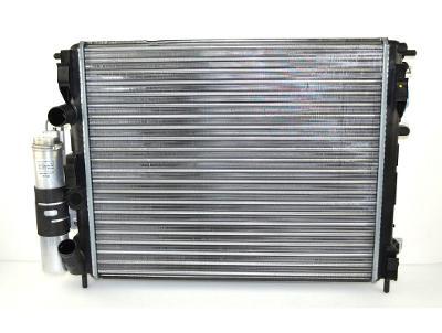 Chladič vody motoru + kondenzátor klimatizace RENAULT CLIO II , THALIA