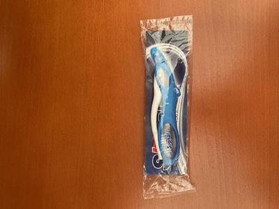 Signal cestovní skládací zubní kartáček středně tvrdý nový