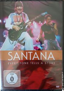 SANTANA  Every Tone Tells a Story