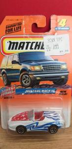 MATCHBOX ´´ MUSTANG MACH III ´´ 1998 #4