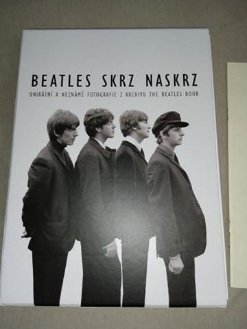 Beatles skrz naskrz - Unikátní a neznámé fotografie z archivu The Beat