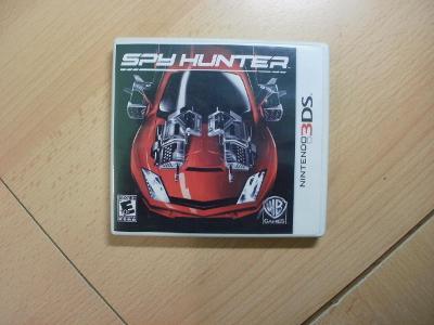 Hra na Nintendo 3DS + 2DS - Spy Hunter