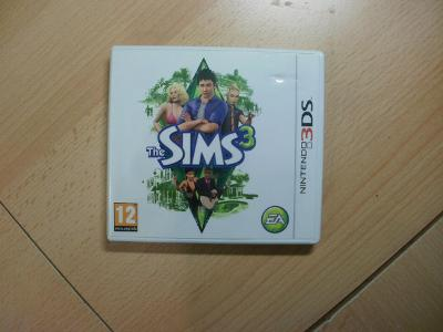 Hra na Nintendo 3DS + 2DS - The Sims 3