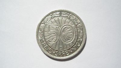 50 fenik 1938 J