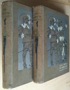 Tři mušketýři po dvaceti letech, I.-II. díl - Dumas, Alexander (2 sv.)