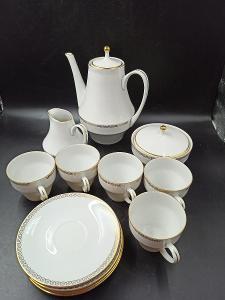 Porcelánová sada na čaj/13 ks...(13976)