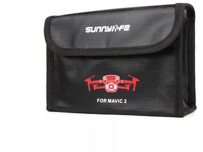 Pouzdro / kryt pro 3 kusy baterii pro dron DJI MAVIC 2 PRO / ZOOM