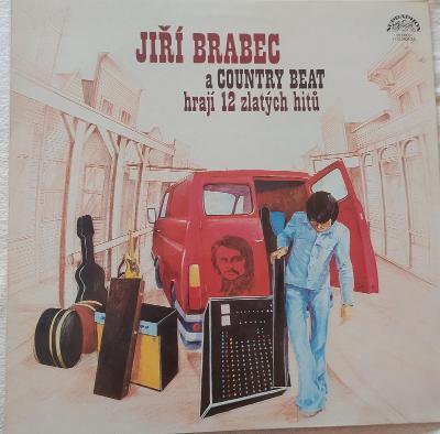 LP Jiří Brabec a country Beat hrají 12 zlatých hitů