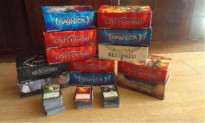 Magic The Gathering Mix 1500 karet + 50 tokenů zdarma!