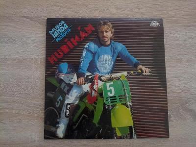 Dalibor Janda - Hurikán - Top Stav - Supraphon 1986 - LP