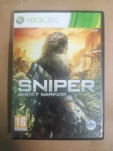 Sniper: Ghost Warrior (Xbox 360) - čtěte popis