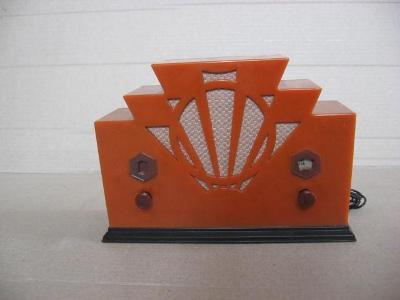 Replika starého radia