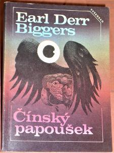 Čínský papoušek - Earl Derr Biggers