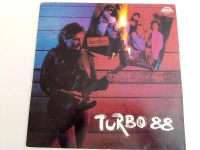 Turbo 88 -top stav- 1988 LP