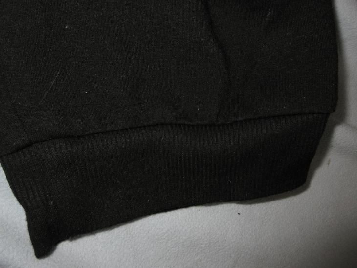 tepláky černé s pruhem - Dámské oblečení