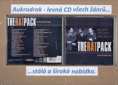 CD/Dean Martin/Frank Sinatra/Sammy Davis jr.-The Rat Pack